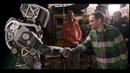 Creating the Robot for I Am Mother Netflix Inside Weta Workshop