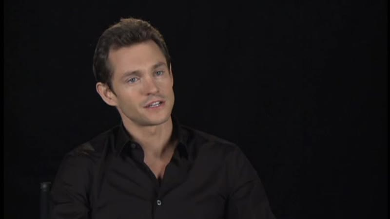 Hugh Dancy on How Adam is Revealed Throughout the Film