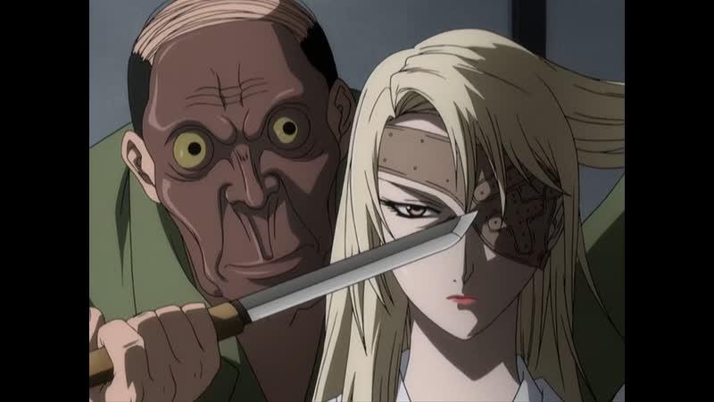Небо и земля(Tenjou Tenge - Ultimatate Fight) OVA - 1 (25) [RUS озвучка] (аниме эротика, этти,ecchi, не хентай-hentai)