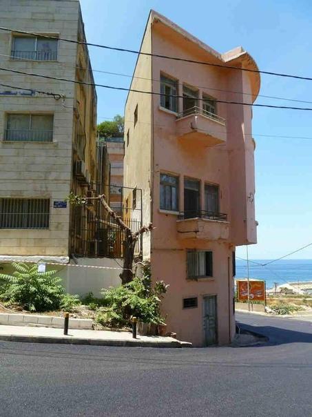 """""""Худой"""" дом в Бейруте или как важно договариваться."""