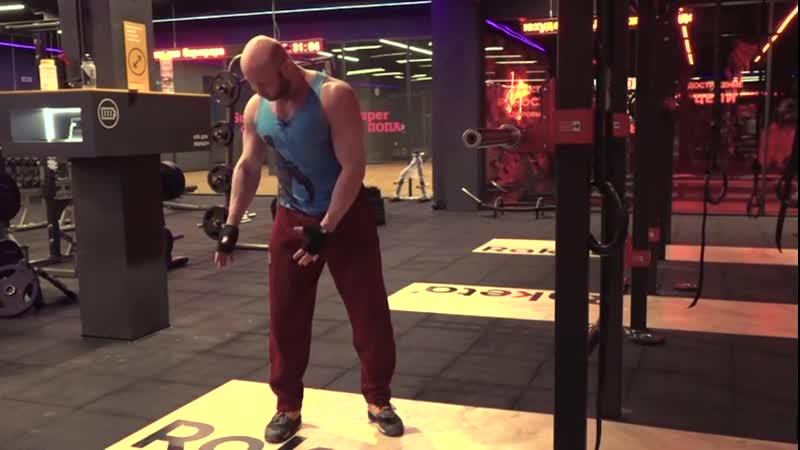 Бесполезные упражнения в тренажерном зале - как их улучшить