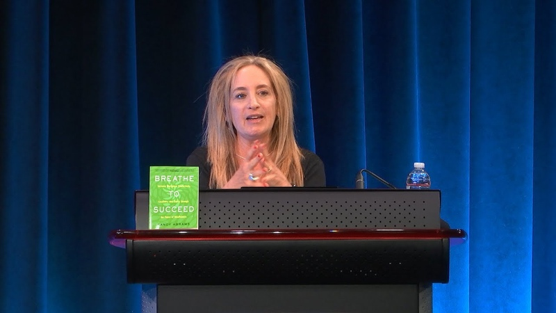 Sandy Abrams: Breathe To Succeed | Talks at Google