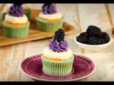 Кексы с ежевикой и кокосом Больше рецептов в группе Десертомания