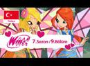 Winx Club: 7. Sezon, 9. Bölüm - «Peri Kedi» (Türkçe)