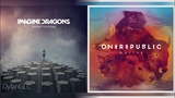 Radioactive Stars Imagine Dragons &amp One Republic Mashup!