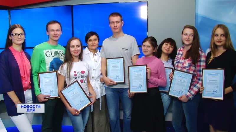 Награждение выпускников Школы