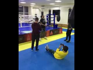 Жонглирование 🎾 Александр Усик