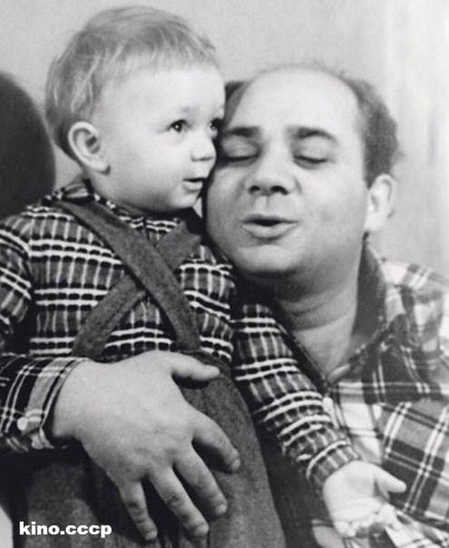 В этот день, в 1959 году родился Андрей Леонов, актер, сын Евгения Леонова