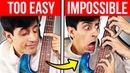 Bass Skills from TOO EASY to IMPOSSIBLE