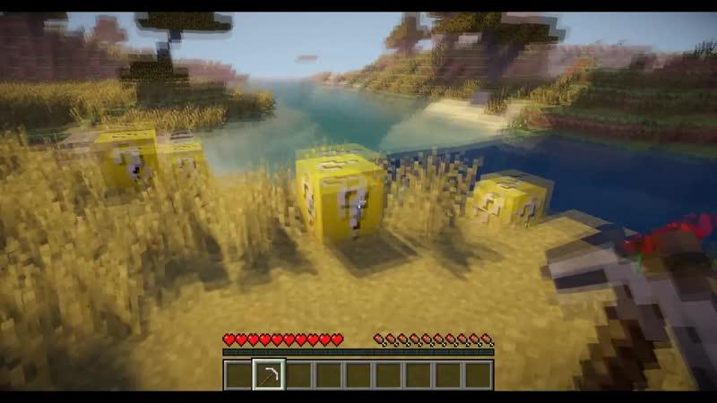 Minecraft - Проклятие Судьбы 2 серия.mp4