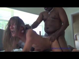 Mature leilani lei after party interracial fucking (порно, milf)