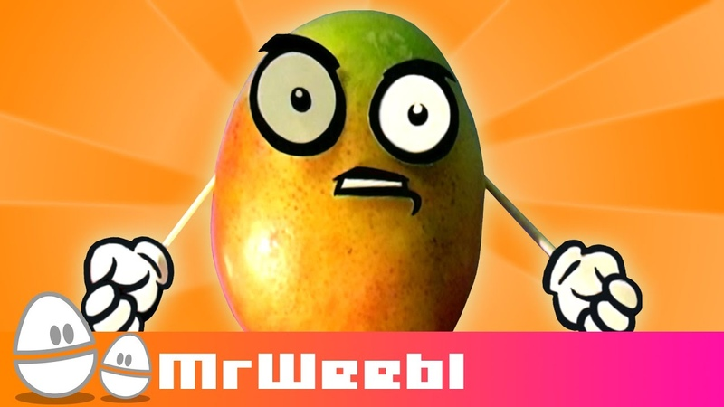 Mango : animated music video : MrWeebl