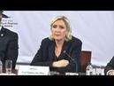 Marine Le Pen renvoyée en correctionnelle pour la diffusion dexactions de Daech