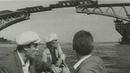 Строится мост 1965