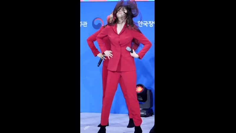 190423 Eunbin (CLC) - NO @ 2019 Korean ATD Fair
