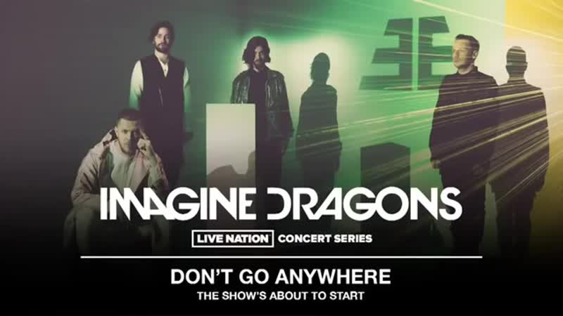 Imagine dragons Evolve tour in the Canada
