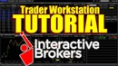 Trader Workstation Tutorial - How to Trade Options in TWS