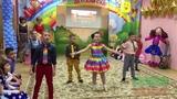 Зажигательный танец на выпускном в детском саду, с мамами!!!