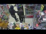 Ограбление магазина на улице Зины Портновой