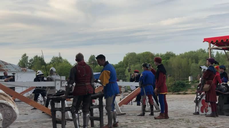 Рыцарский турнир1