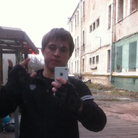 Анкета Алексей Тютиков