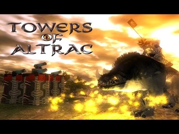 Towers of Altrac - впечатления Юрия Спасокукоцкого. Revolution Trailer HD