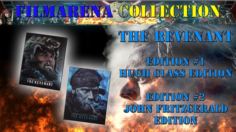 Filmarena Collection - FAC 42 - The Revenant - Hugh Glass John Fritzgerald Edition