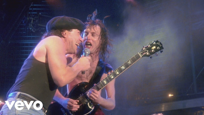 ACDC - Dirty Deeds Done Dirt Cheap (Live at Donington, 81791)