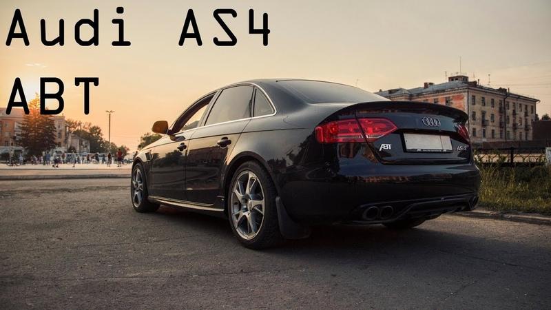 Audi AS4 ABT