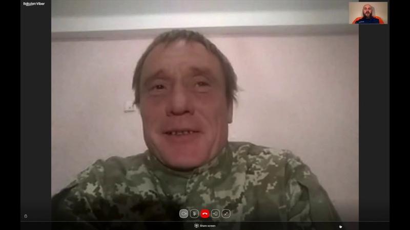 Ветеран 72й бригады ВСУ рубит правду матку о войне и Порошенко