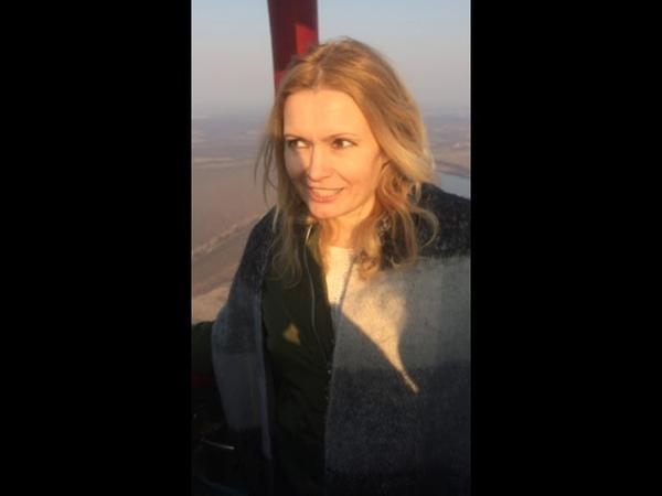 Тамила Казанок, в облака с командой CSN