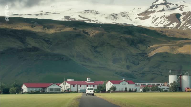 Des volcans et des hommes Islande les seigneurs de feu AR