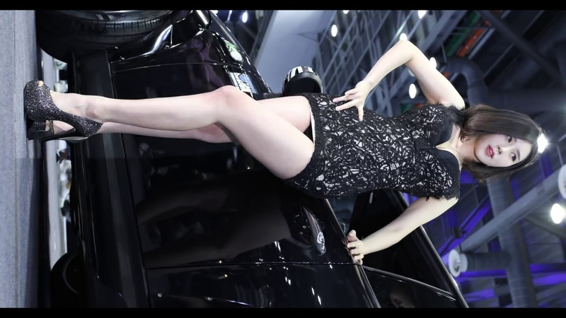 레이싱모델 ★송주아★Song Joo A★2018 오토위크 AutoWeek [4K]FANCAM 직캠 by mook 묵