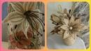 Jute Craft Flower Decoration Best Amazing Designs