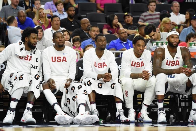 Назван предварительный состав сборной США на чемпионат мира-2019