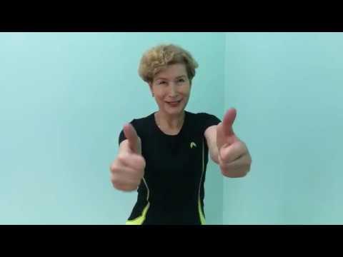 Лимфодренажная гимнастика от эксперта по питанию Швальбойм Кристины.