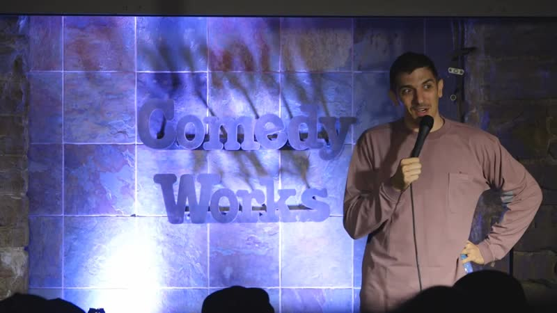 Andrew Schulz Woman Brings Emotional Support Dog To My Comedy Show