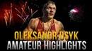 Oleksandr Usyk Amateur Highlights
