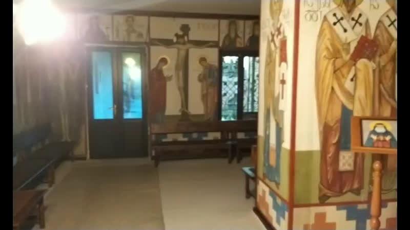 Из монастыря Самтавро беседа с матушкой Сидонией