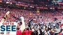 GOTTA SEE IT: Final Buzzer Sends Raptors Through To Their First-Ever NBA Finals