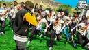 НОВЫЙ ЗОМБИ ВИРУС ВЫРВАЛСЯ ИЗ ЛАБОРАТОРИИ ЗОМБИ АПОКАЛИПСИС В ГТА 5 МОДЫ! ОБЗОР МОДА В GTA 5! ГТА