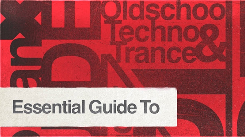 [90s Trance] Essential Guide To Man With No Name - Johan N. Lecander
