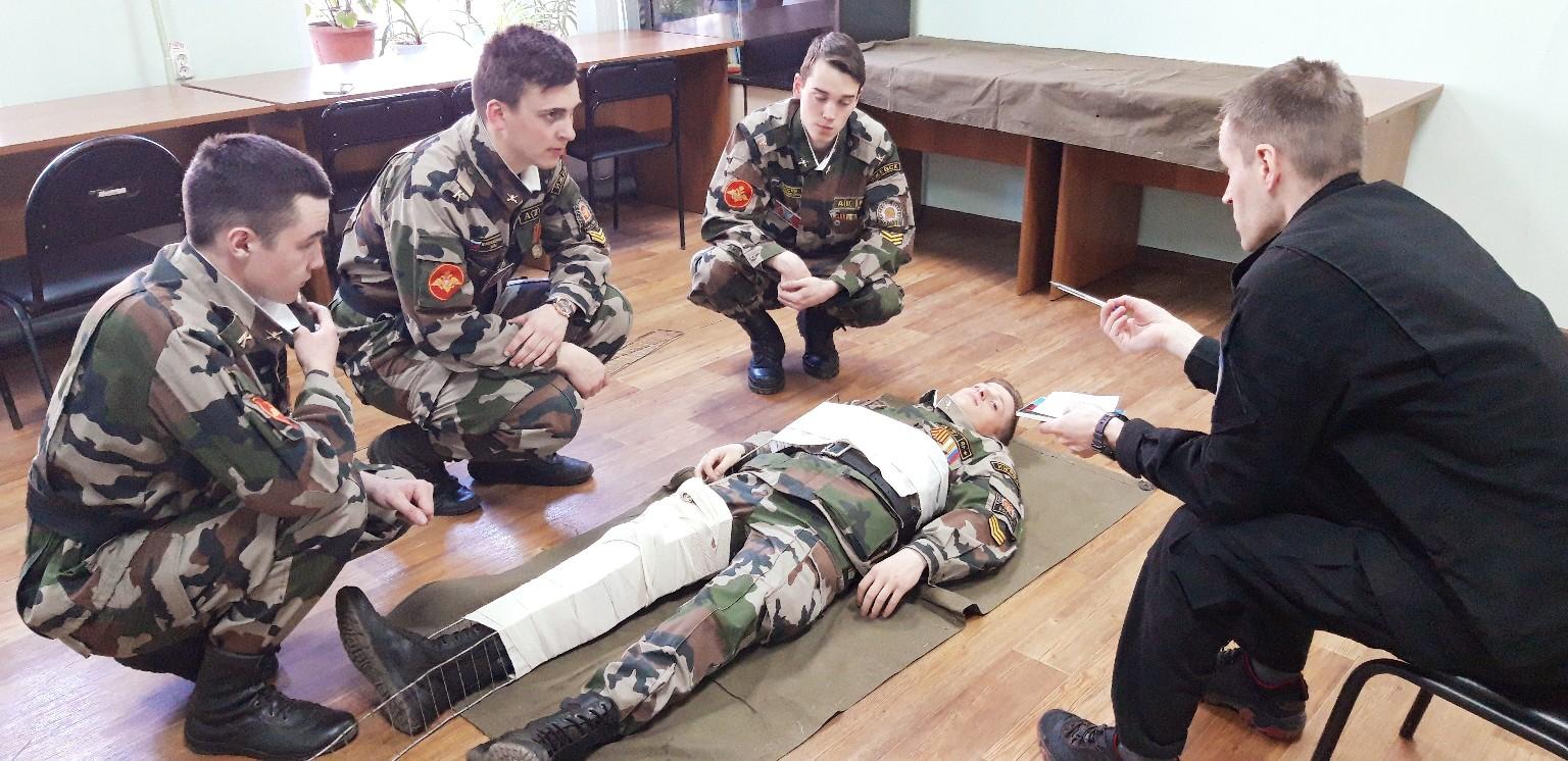 Один день в армии