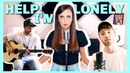Help I'm Lonely *Clean* Lauv Anne Marie Tiffany Alvord Adam Christopher Cover