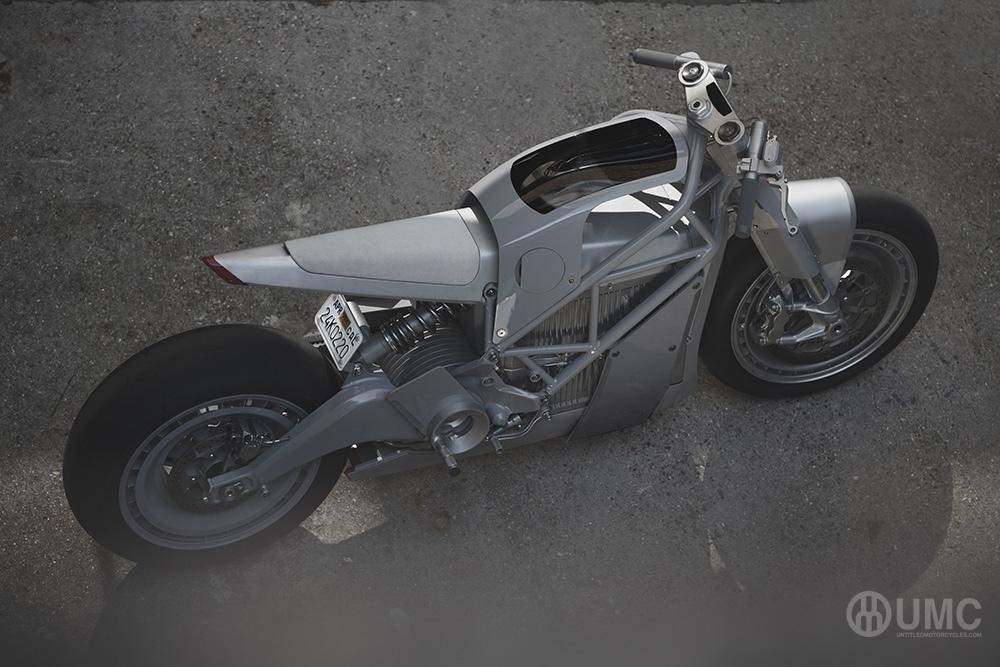 Untitled Motorcycles: кастом Zero SR/F