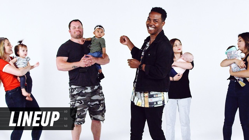 Match the Baby to Their Parent (Karlos) | Lineup | Cut