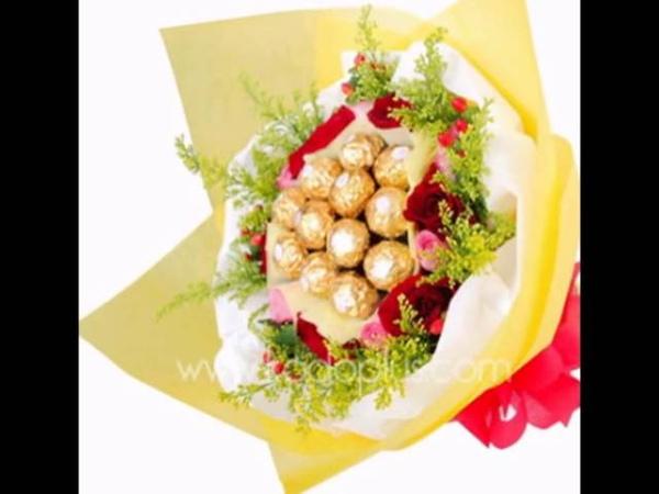 Hand Bouquet Bunga Cantik, 085733280001
