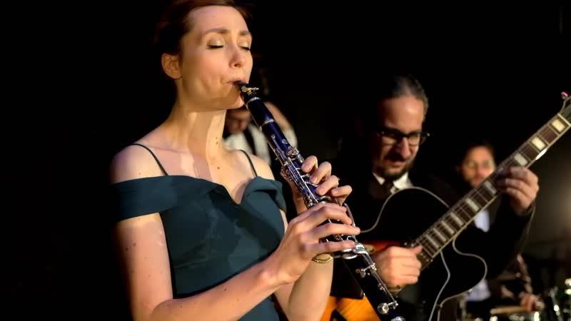 Hetty and the Jazzato Band - Volare (Nel Blu Dipinto di Blu)