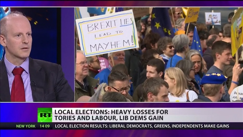 Local elections Heavy losses for Tories Labour as Lib Dems gain