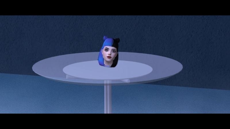 Melanie Martinez - Milk and Cookies (The Sims 2 Version)